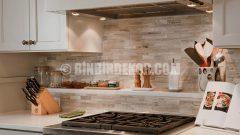 Mutfak duvarları için yaratıcı fikirler