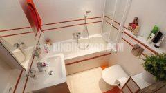 Küçük banyolar için fonksiyonel tasarımlar