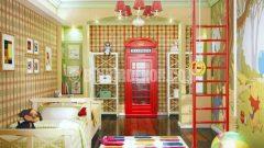 Yaratıcı genç odası dekorasyonları (Eugene Jdanov)