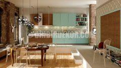 Hazır mutfak modelleri 2013 İntema (Lignum)
