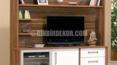 Tekzen TV ünitesi modelleri ve fiyatları 2013