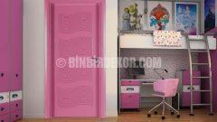 Dortek 'ten rengarenk iç kapı modelleri (Fronia)