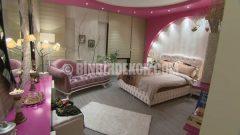 Evim Şahane 'den çok şık yatak odası dekorasyonları