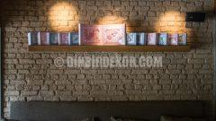 Dekoratif taş panel uygulamaları