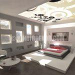 Yatak odası tavan dekorasyonları, BAYILACAKSINIZ !…