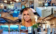 Britney Spears'ın 8.5 milyon Dolarlık evi