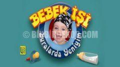 Bebek İşi'nin bebek odaları