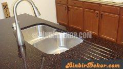 Simli mutfak tezgahları ile fark yaratın
