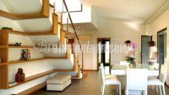 Dubleks evlere çok özel merdivenler