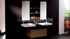 2014 lavabolu banyo dolabı modelleri (Made)