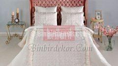 Brillant yatak örtüsü modelleri 2014