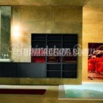 Göz kamaştıran modern banyo dekorasyonları
