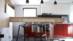16 m² lüks daire