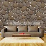 Üç Boyutlu taş desenli duvar kağıtları 2014