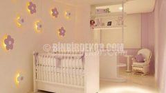 Bebek odası duvar renkleri 2014