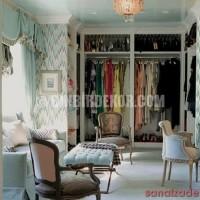 giyinme odası dekorasyon fikirleri giyinme odaları