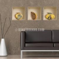 Dekoratif duvar kaplamaları 3 boyutlu duvar dekorasyonu forex panolar ...