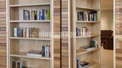 Kitaplık kapı tasarımları