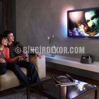 tv arkası dekorasyon örnekleri › Evim Şahane Dekorasyon ...