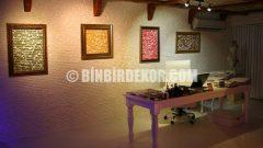 Taş görünümlü duvar dekorasyonları (Smartstone)