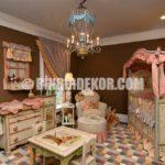 En Güzel Bebek Odası Dekorasyonları