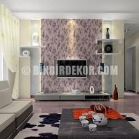 TV Arkası Duvar Uygulamaları | Dekorasyon Cini