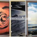 Dijital baskılı cam kapı modelleri görselleri