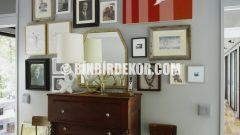 Farklı duvar dekorasyon görselleri