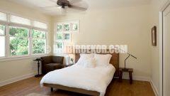 Küçük yatak odası dekorasyon örnekleri
