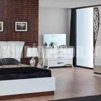 Modern Yatak Odaları Yakut Modern Yatak Odası