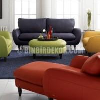 Oturma Odası Dekorasyonu Örnekleri