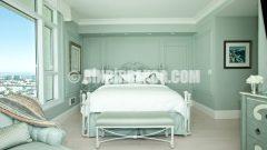 Yatak Odası Duvar Rengi Örnekleri