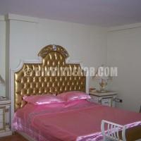 ... Lake Silme Eskitme Cila Altın Varak Kapitone Yatak Odası Mobilya