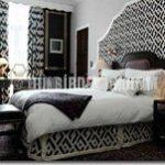 Siyah ve Beyazın Asaleti Yatak Odalarında