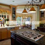 Country Tarzı Mutfak dekorasyonları Görselleri