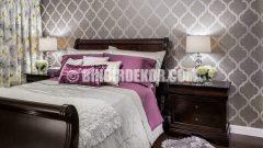 Farklı ve Şık Yatak Odası Duvar Kağıtları