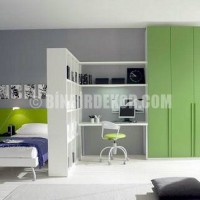 Cute Bedroom Interior Design with Various Color Decoration » Exotic ...