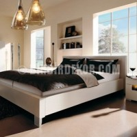exotic decoration modern bed frame bedroom ideas