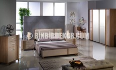 İstikbal 2014 Yatak Odası Modelleri Fiyatları (Miranda)