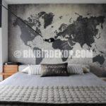 Harita Duvar Kağıtları ile Harikalar Yaratın !..