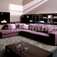 lila renkli koltuk modelleri | Dekorasyon , Ev Dekorasyonu , Ev ...
