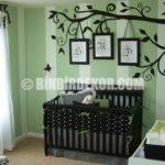 Bebek Odası Duvar Dekorasyon Fikirleri Örnekleri