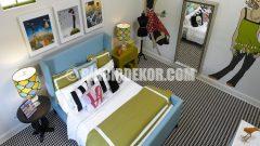 Yatak Odası Düzeni Örnekleri Görselleri