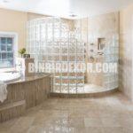 Banyolarda Cam Tuğla Zerafeti