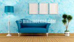 Dekorasyonda Mavi Kullanmanın Şık Yolları