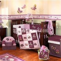 mor-lila-bebek-odasi-dekorasyonu
