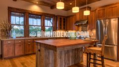 Rustik Mutfak Dekorasyonu Örnekleri Görselleri