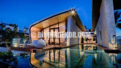 Tayland Sahillerinden Muhteşem Villalar