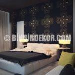 Koyu Tonlu Yatak Odası Duvar Renkleri