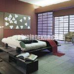 Japon Tarzı Yatak Odası Dekorasyonları